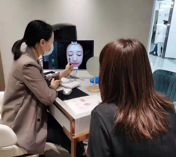 深圳引进6代 VISIA皮肤检测仪