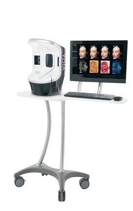 美国Canfield VISIA第七代皮肤图像检测分析系统